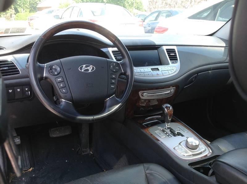 2009 Hyundai Genesis 4.6L V8 4dr Sedan - Millbury OH
