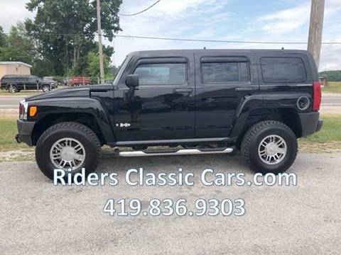 2006 HUMMER H3 for sale in Millbury, OH