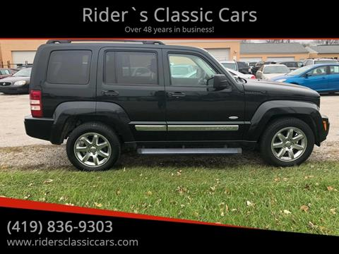 2012 Jeep Liberty for sale in Millbury, OH