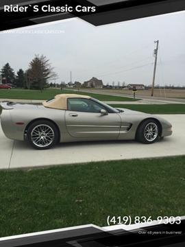 1999 Corvette For Sale >> 1999 Chevrolet Corvette For Sale In Millbury Oh