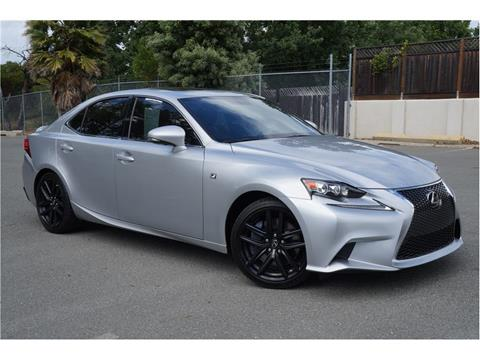 Lexus Is 350 >> 2016 Lexus Is 350 For Sale In Concord Ca