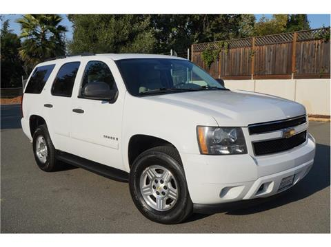 2008 Chevrolet Tahoe for sale in Concord, CA