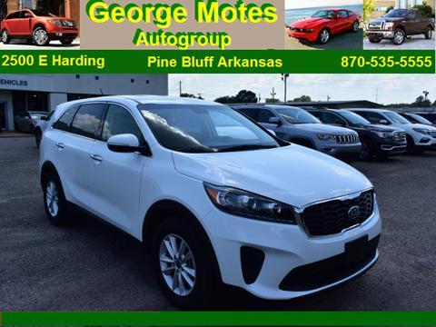 Cars For Sale In Arkansas >> 2019 Kia Sorento For Sale In Pine Bluff Ar