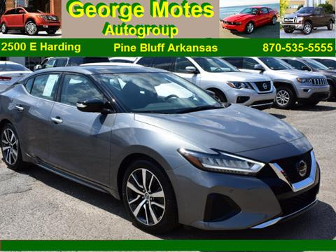 2019 Nissan Maxima for sale in Pine Bluff, AR