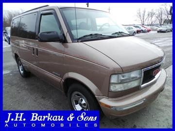 2001 GMC Safari for sale in Cedarville, IL