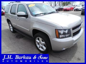 2008 Chevrolet Tahoe for sale in Cedarville, IL