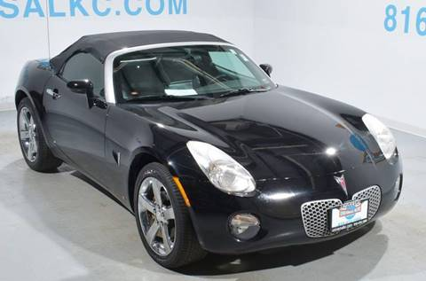 2007 Pontiac Solstice for sale in Blue Springs, MO