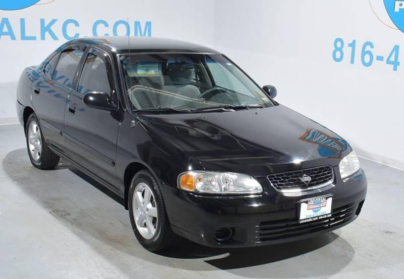 2001 Nissan Sentra GXE 4dr Sedan   Blue Springs MO