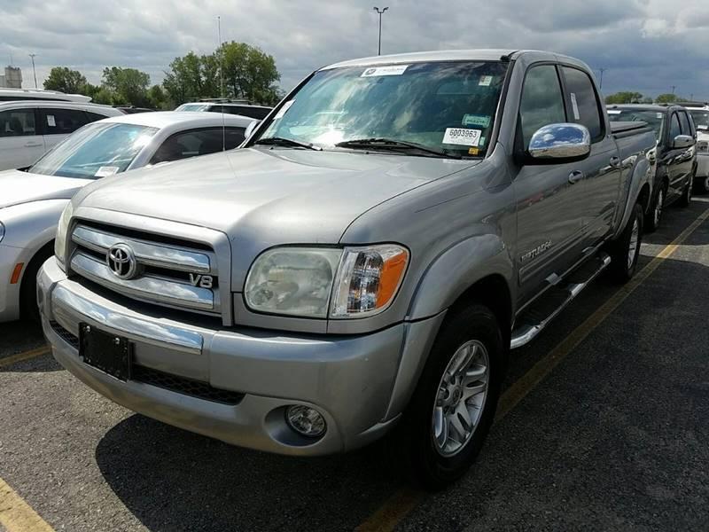 Nice 2005 Toyota Tundra 4dr Double Cab SR5 RWD SB V8   Blue Springs MO