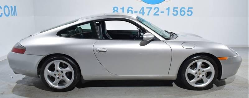2001 Porsche 911 Carrera 2dr Coupe In Blue Springs Mo Universal