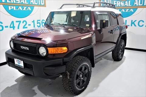2007 Toyota FJ Cruiser for sale in Blue Springs, MO