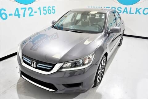 2014 Honda Accord Hybrid for sale in Blue Springs, MO
