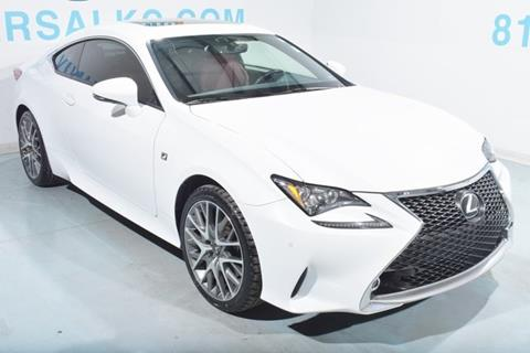 2015 Lexus RC 350 for sale in Blue Springs, MO