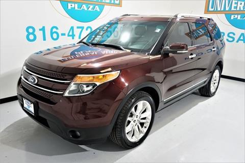 2012 Ford Explorer for sale in Blue Springs, MO