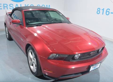 2011 Ford Mustang for sale in Blue Springs, MO