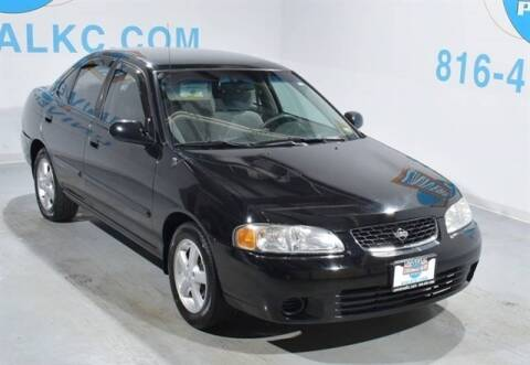 2001 Nissan Sentra for sale in Blue Springs, MO