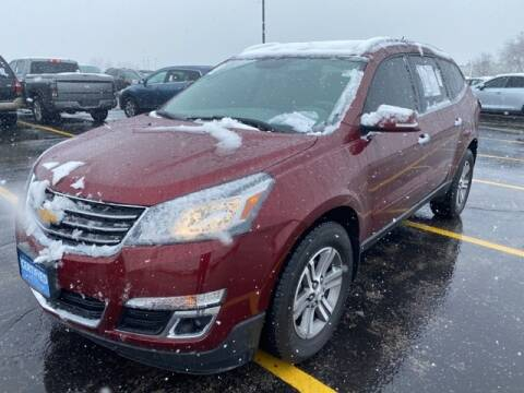 2016 Chevrolet Traverse LT for sale at Universal Auto Plaza in Blue Springs MO