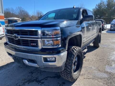 2015 Chevrolet Silverado 1500 for sale at Universal Auto Plaza in Blue Springs MO