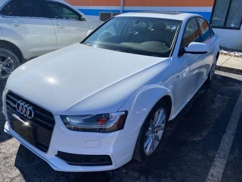 2015 Audi A4 2.0T quattro Premium for sale at Universal Auto Plaza in Blue Springs MO