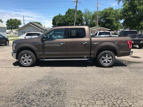 2015 Ford F-150 for sale in Albia, IA