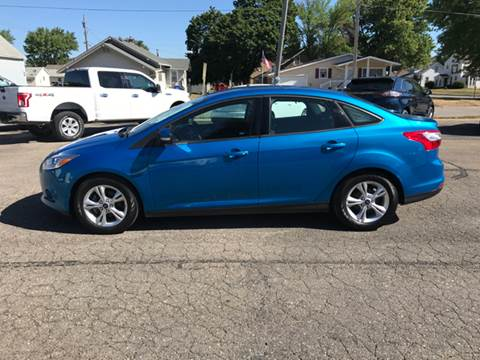 2014 Ford Focus for sale in Albia, IA