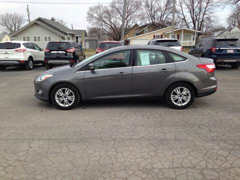 2012 Ford Focus for sale in Albia, IA
