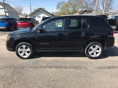 2016 Jeep Compass for sale in Albia, IA
