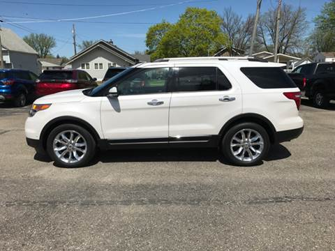 2014 Ford Explorer for sale in Albia, IA