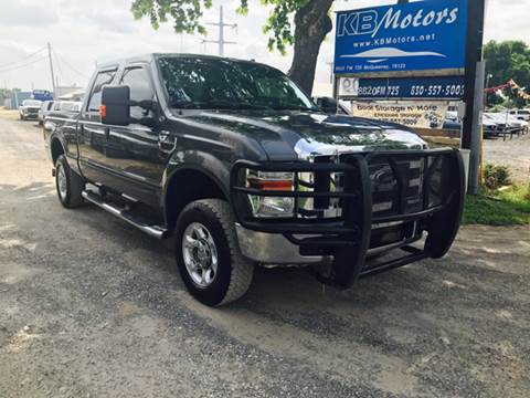 2008 Ford F-250 Super Duty for sale in Mc Queeney, TX