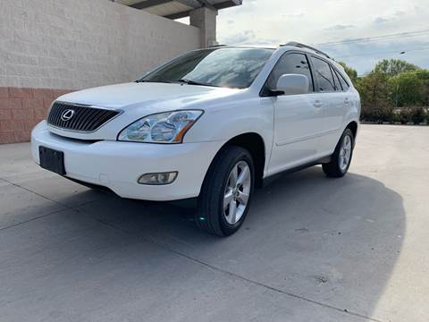 2006 Lexus RX 330 for sale at K & B Motors LLC in Mc Queeney TX