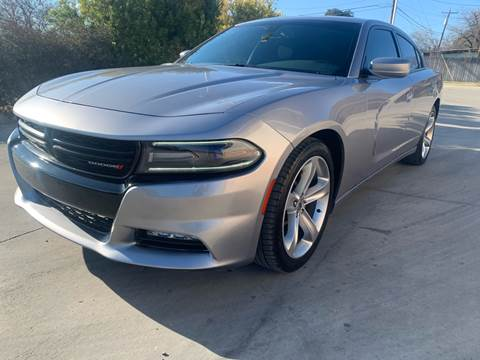 2017 Dodge Charger for sale at K & B Motors LLC in Mc Queeney TX