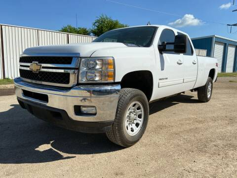 2013 Chevrolet Silverado 3500HD for sale at K & B Motors LLC in Mc Queeney TX