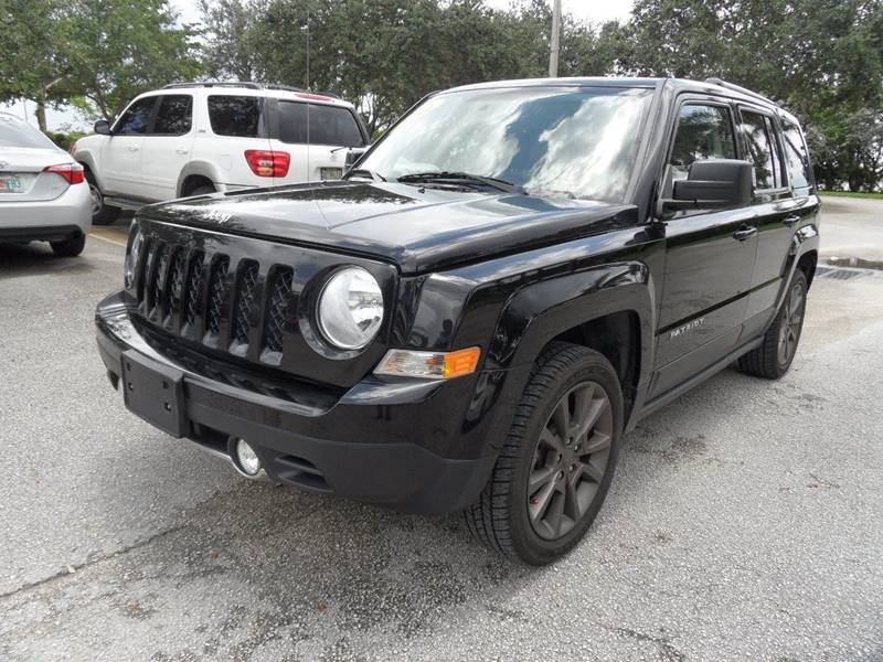 2014 Jeep Patriot Limited 4dr SUV - Hollywood FL