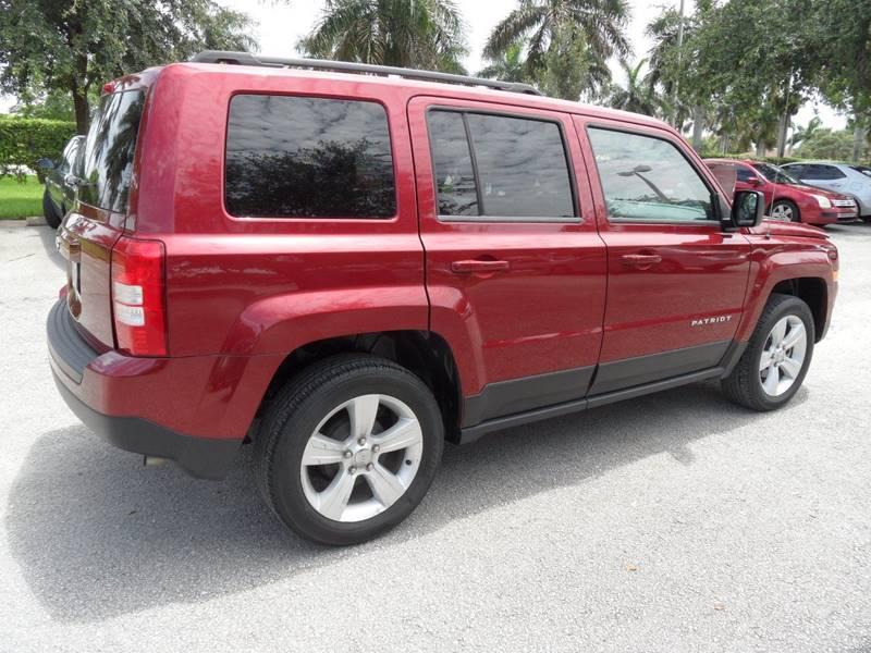 2014 Jeep Patriot Altitude Edition 4dr SUV - Hollywood FL
