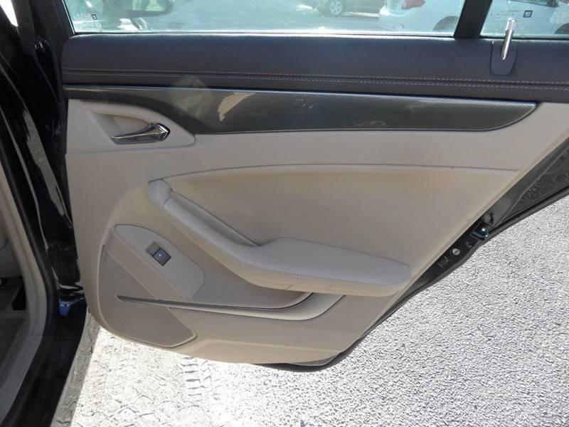2011 Cadillac CTS 3.0L Performance 4dr Sedan - Hollywood FL