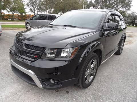 2016 Dodge Journey for sale in Hollywood, FL