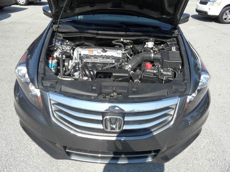 2012 Honda Accord LX-P 4dr Sedan - Hollywood FL