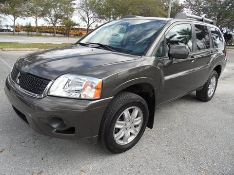 2011 Mitsubishi Endeavor for sale in Hollywood, FL