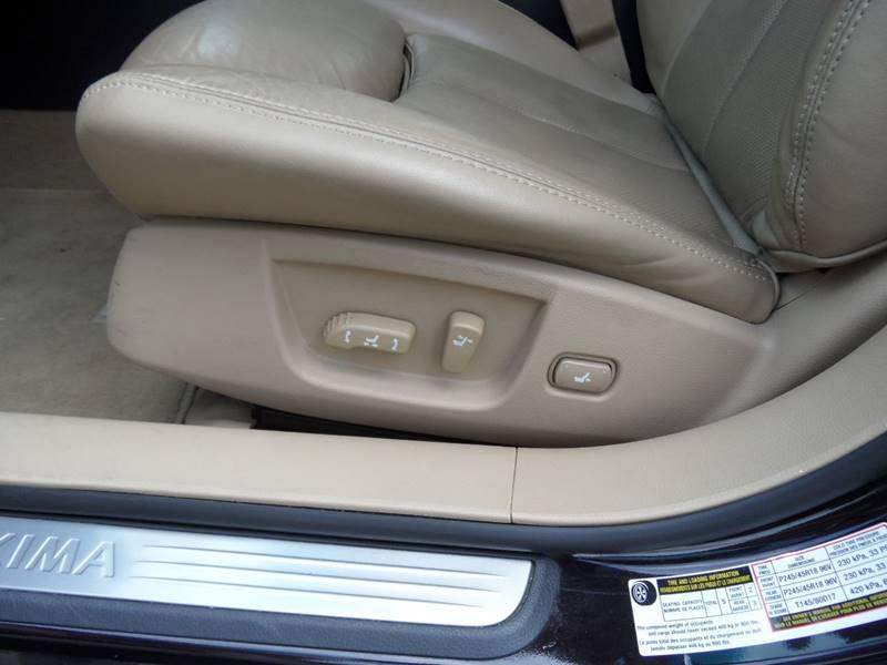 2010 Nissan Maxima 3.5 SV 4dr Sedan - Hollywood FL