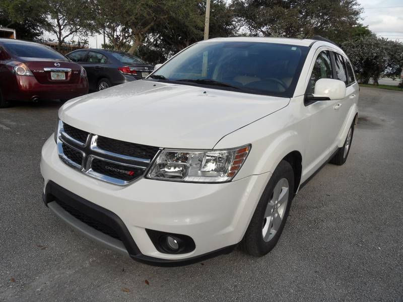 2012 Dodge Journey SXT 4dr SUV - Hollywood FL