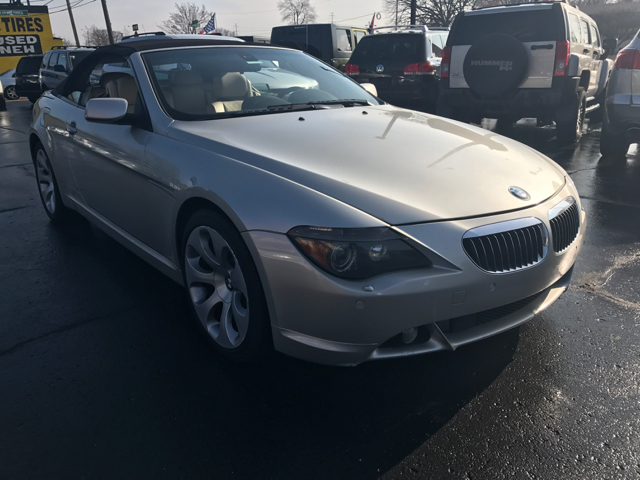 Bmw Series Ci Dr Convertible In Inkster MI Maryan - Bmw 645 convertible for sale