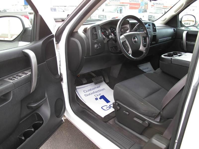 2011 GMC Sierra 1500 4x4 SLE 4dr Extended Cab 6.5 ft. SB - Saint Cloud MN