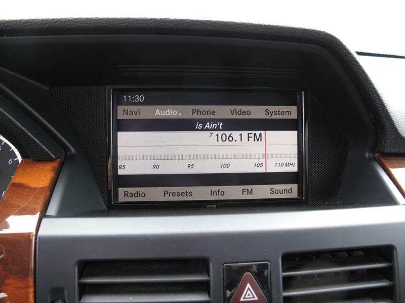 2010 Mercedes-Benz GLK AWD GLK 350 4MATIC 4dr SUV - Saint Cloud MN