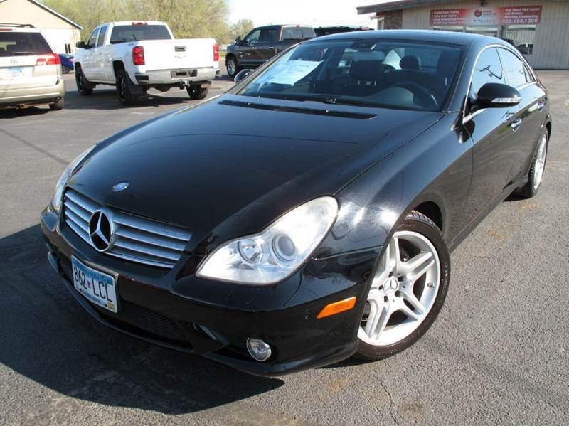2007 Mercedes-Benz CLS CLS 550 4dr Sedan - Saint Cloud MN