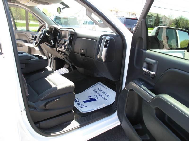 2015 Chevrolet Silverado 1500 4x4 LT 4dr Double Cab 6.5 ft. SB - Saint Cloud MN