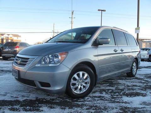 2010 Honda Odyssey for sale at Lawrence Family Motors in Saint Cloud MN