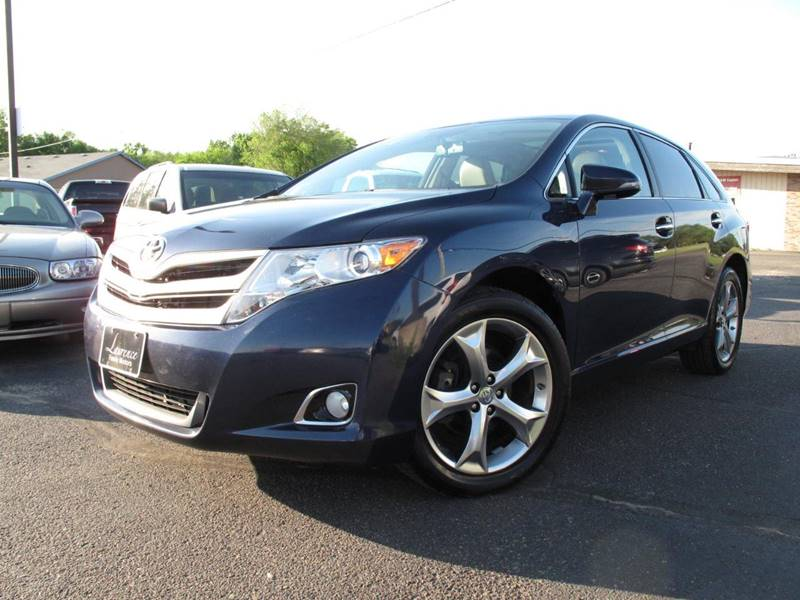 2015 Toyota Venza AWD XLE V6 4dr Crossover   Saint Cloud MN