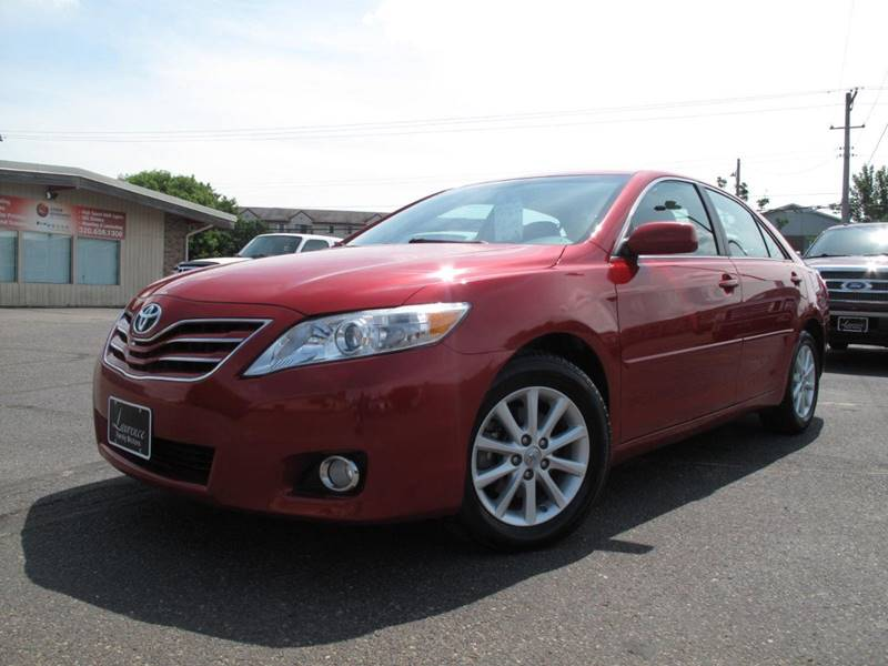 2011 Toyota Camry for sale at Lawrence Family Motors in Saint Cloud MN