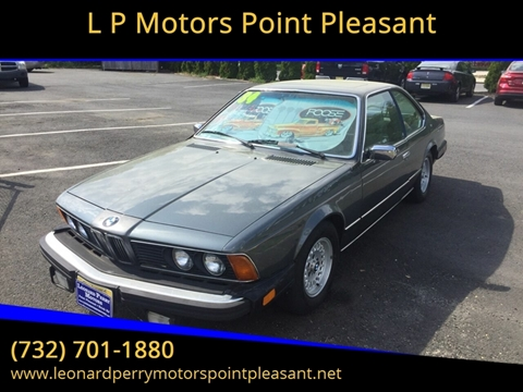 Cars For Sale in Point Pleasant, NJ - L P Motors Point Pleasant