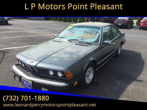 Cars For Sale in Point Pleasant, NJ - L P Motors Point Pleasant